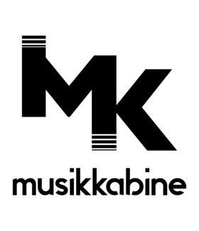Musikkabine Logo Black