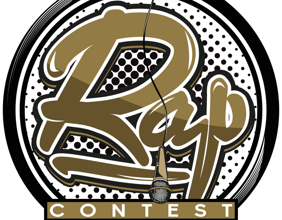 Rap Contest Logo